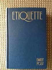 Author Etiquette – Some helpful advice - Part 1 by Georgie Donaghey.