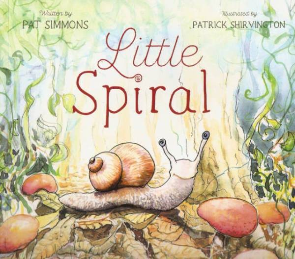Little Spiral by Pat Simmons - Book Review.