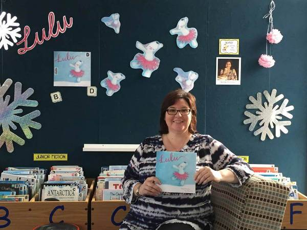 Spreading my 'Author Wings' through school visits by Georgie Donaghey - Part 1.