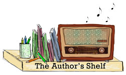 The Authors Shelf logo